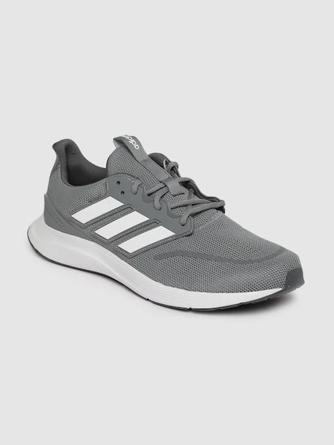 ADIDAS Men Grey ENERGYFALCON Running Shoes