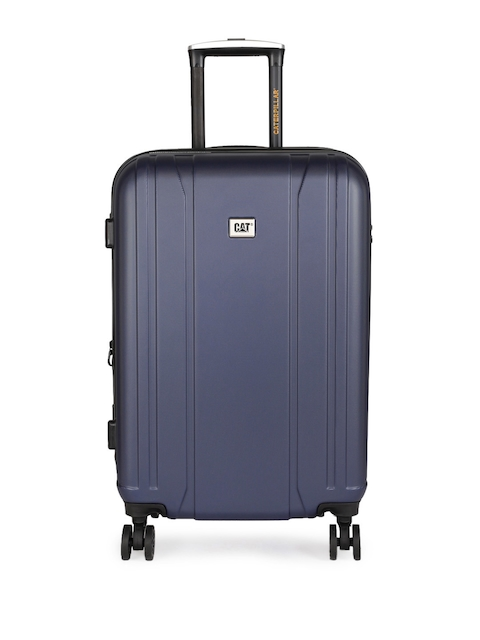 """CAT Blue Orion 24"""" Trolley Suitcase"""