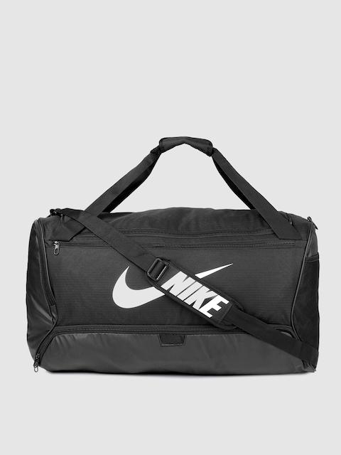 Nike Unisex Black NK BRSLA M Training Duffel Bag