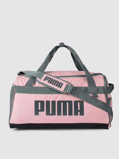 Puma Unisex Pink Challenger Duffle Bag