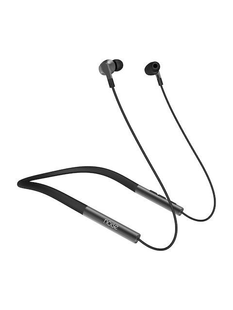 NOISE Tune Flex Neckband Bluetooth Neckband With Mic-Space - Space Grey