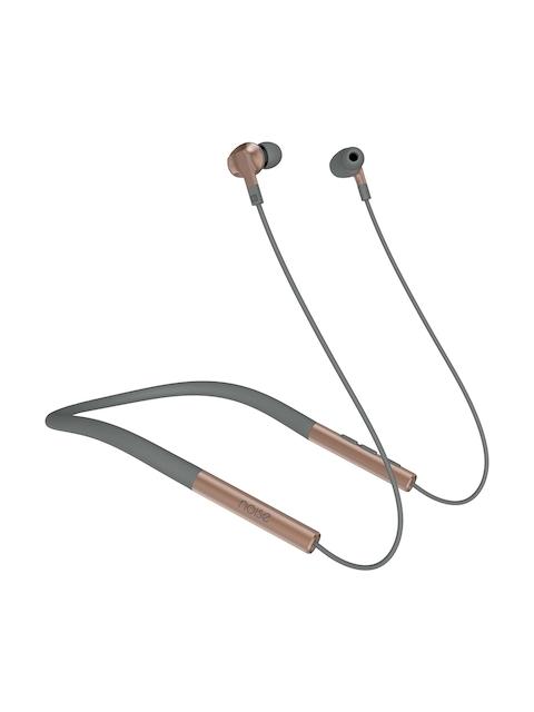 NOISE Tune Flex Dual Toned Bluetooth Neckband - Bronze Grey