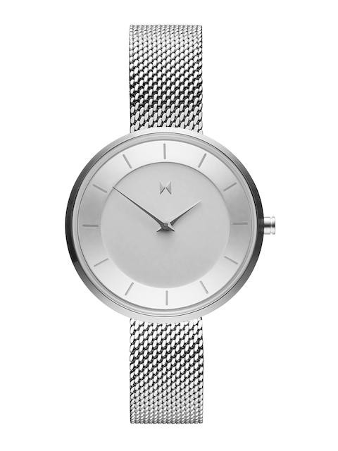 MVMT Women Silver-Toned Analogue Watch