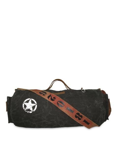 The House of Tara Unisex Black Duffel Bag
