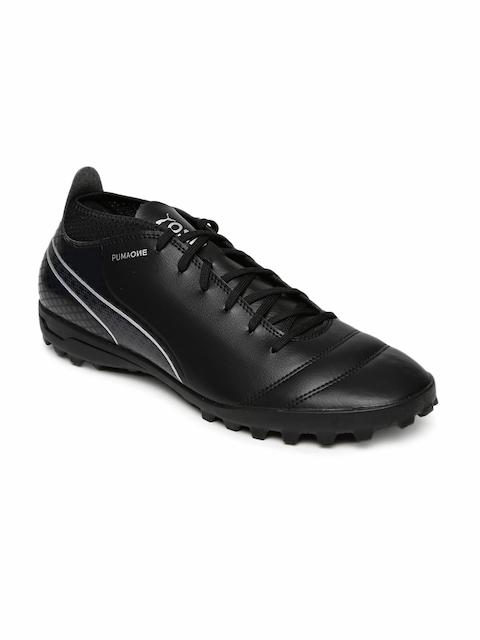 Puma Men Black ONE 17.4 TT Football Shoes