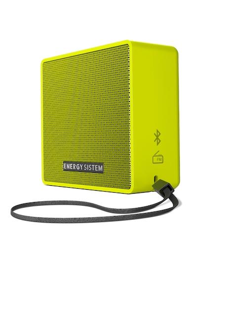 Energy Sistem Pear Green Music Box 1+ Portable Bluetooth Speakers