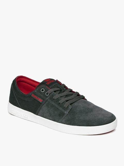 Supra Stacks Ii Grey Sneakers