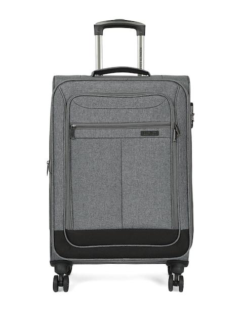 "Kenneth Cole Reaction Grey 24"" Medium Trolley Suitcase"