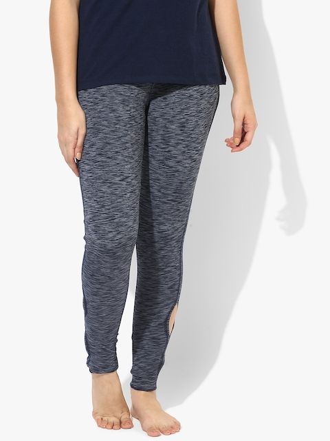 Sweet Dreams Charcoal Grey Self Design Loungewear Pants LP-338818