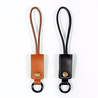 Samsung ury leather key chain cro  To  Cable For  Htc Sony Vivo oppo LG Mola Gionee Karbonn Nokia cromax