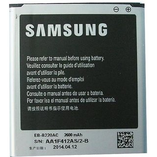 Samsung Galaxy Grand 2 G7102 Li Ion Polymer Replacement Battery EB-B220AC
