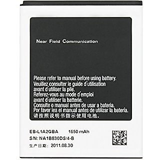 Samsung Galaxy S II I9100 LI Ion Polymer Replacement Battery EB-F1A2GBU