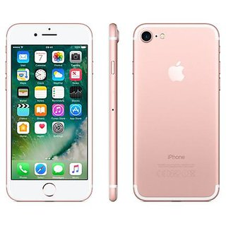 Apple Iphone 7 128 Gb Refurbished Phone