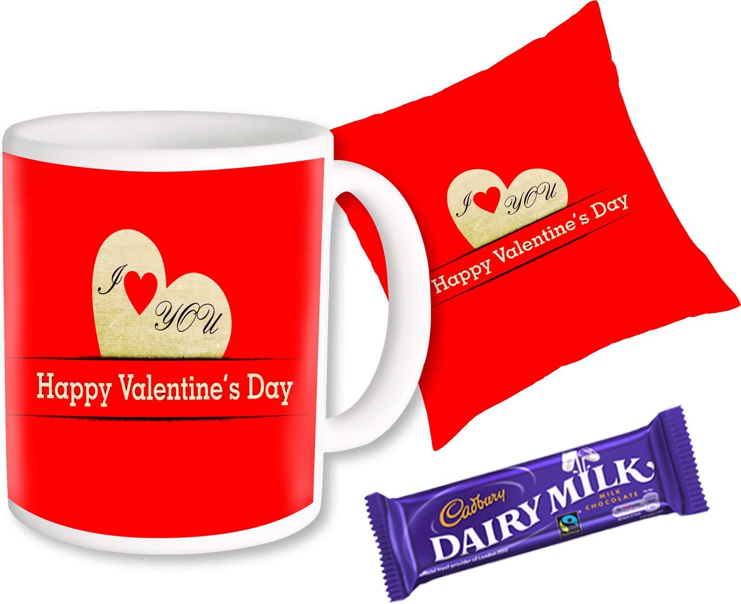 PhotogiftsIndia happy valentine day 007 Ceramic Gift Box