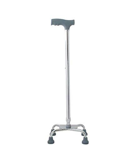 FASTWELL Quadripod 4-Leg Walking Stick