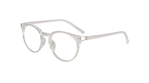 Fancy-Creation Premium Blue Ray Cut Computer Blue light Blocking Glasses For Men & Women (Clear)