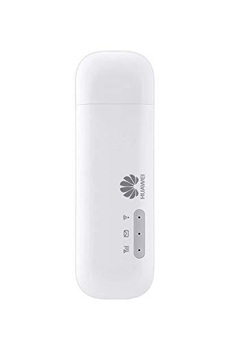 Huawei E8372 Unlocked 4G/LTE Wi-Fi Wingle (White)