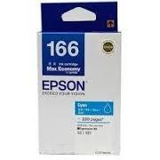 Epson 166 - C13T166290 Ink Cartridge (Cyan)