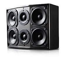 CAV DL-3 Wall-Mounted Speaker Scan-Speak HiFi Full Frequency Speaker Unit TV Speakers High Fidelity Surround Home Theater System