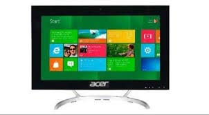 """Acer Veriton Z1951 7th Generation Corei3-7100T 4GB RAM,1TB HDD, DOS 19.5"""" HD Screen All in One Desktop"""