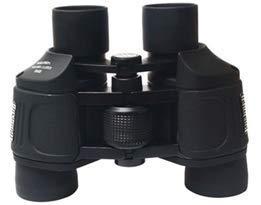 LISTA 8 X 40 Small Binoculars, Black, Outside Field Binoculars