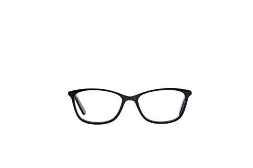 Specsmakers Happster Women Black Cat Eye Eyeglass Frame (50mm - Medium)