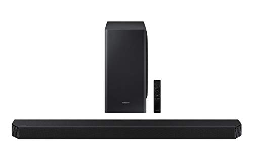 Samsung Q900T/XL 406W 7.1.2 Channel Soundbar with Wireless Subwoofer