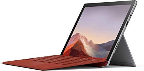 "Microsoft Surface Pro 7 12.3"" 2-in-1 Touchscreen Laptop, Intel Core i5-1035G4 1.1 GHz, 8GB RAM, 256GB SSD, Windows 10 Home (Platinum)"