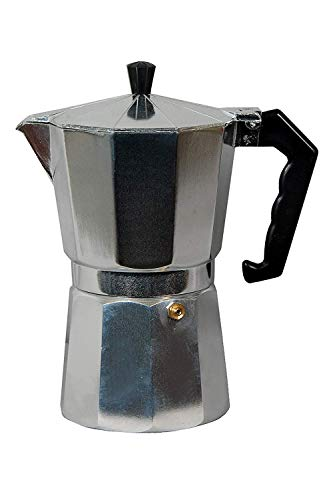 3d Creations Aluminum South Indian Filter Degree Coffee Machine (Silver, 100ml)