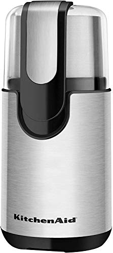 KitchenAid Artisan 5KCG111GOB Blade Coffee Grinder - Stainless Steel