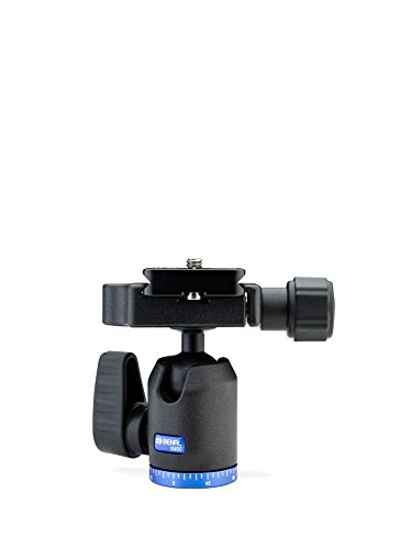 Benro Single Action Ball Head w/ PU50 Quick Release Plate (IN00)