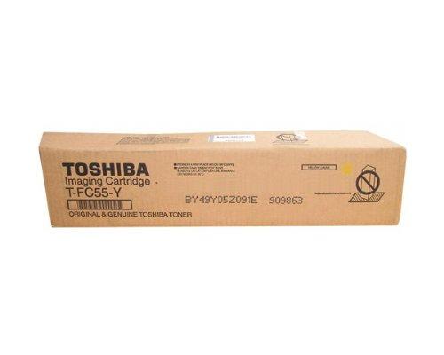 Kyocera Toshiba Br Estudio 5520C Sd Yld Yellow Toner Yield 26,500 T-FC55Y