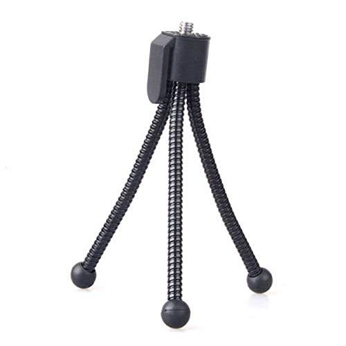 ELECTROPRIME Black Tripod Small Bendable Flexible Mini Portable Practical Useful 2018 HOT