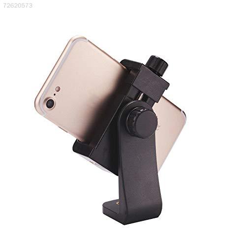 ELECTROPRIME ADC0 Selfie Pole Fixed Bracket Rotation Tripod Black for Mobilephone Cellphone