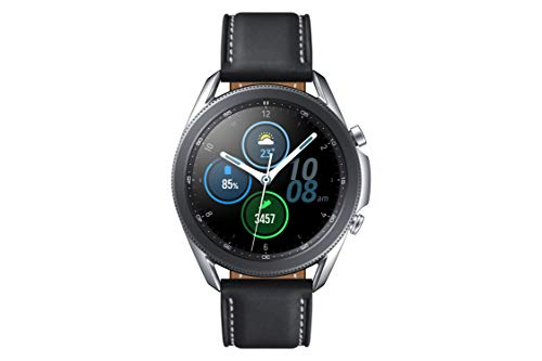 Samsung Galaxy Watch 3 45mm Bluetooth (Mystic Silver),SM-R840NZSAINS