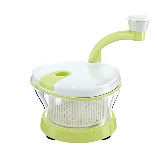 Bada Store Food Processor Kitchen Manual Food Chopper Mixer Salad Maker - Multifunction Food Processor