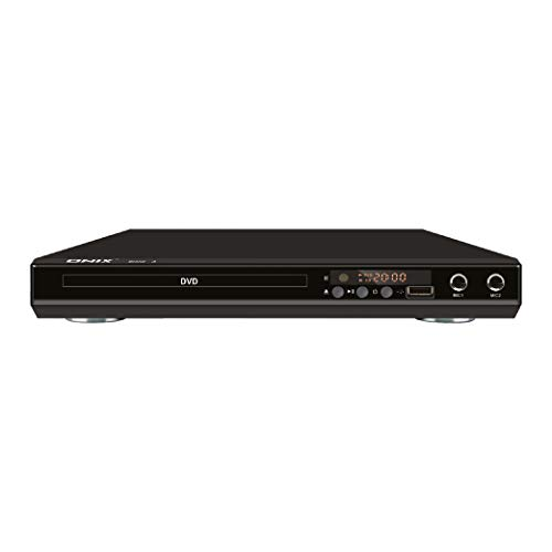 ONIX enthusing generations Onix Grand-A 5.1 Ch DVD Player with Amplifier,2 Mic Input and USB Copy Function