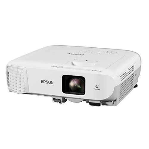 EPSON EB-980W WXGA 3LCD Business Projector V11H866056 (White)