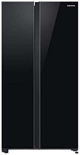 Samsung 700 L Inverter Frost-Free Side-By-Side Refrigerator (RS72R50112C/TL)