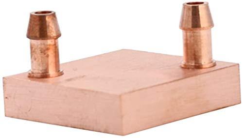 Hari Impex 40 * 40mm Copper Water Block
