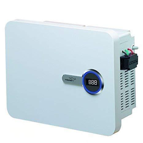 (Renewed) V-Guard VDI 400 Voltage Stabilizer (White)