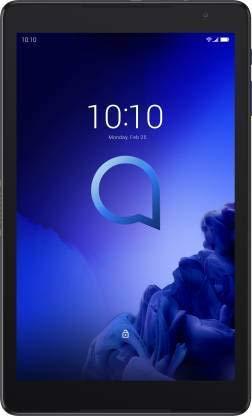 (Renewed) Alcatel 3T 10 Inch 3GB 32GB 10 inch with Wi-Fi+4G Tablet (Prime Black) 8088M