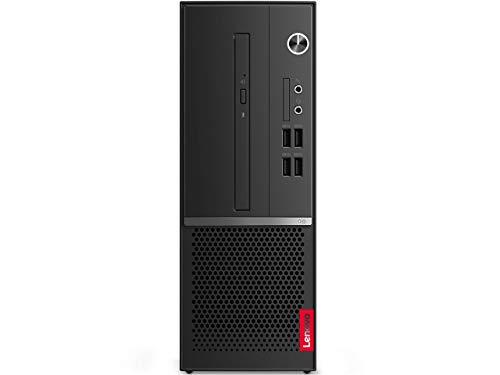 Lenovo V530s 11BLS1VQ00 Slim Tower Desktop (9th gen i7-9700/8GB/1TB HDD/Dos/Intel UHD 630 Graphics), Black with WiFi & Bluetooth
