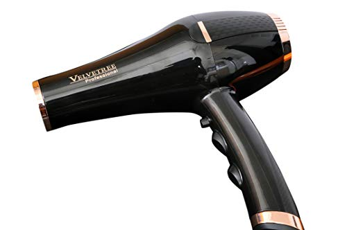 Velvetree 2200 Watt Professional Hair Dryer with Overheat Protection