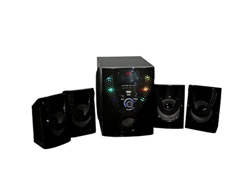 Markon Multimedia Speaker System With Bluetooth