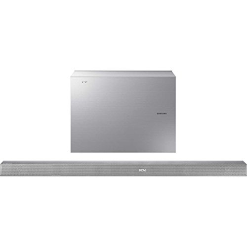 Samsung HW-K551 3.1 Channel Wireless Sound Bar Speakers (Silver)