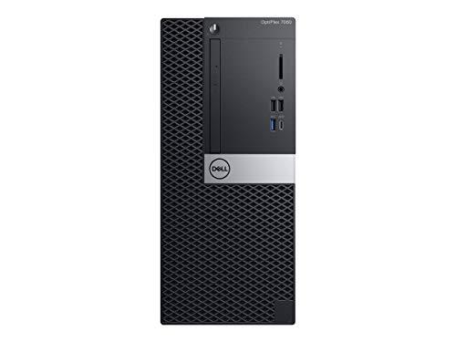 Dell OptiPlex 7060 Mini Tower || i7-8700 || 4GB RAM || 1TB HDD || Windows 10 Pro || No Monitor || 3 Years Warranty