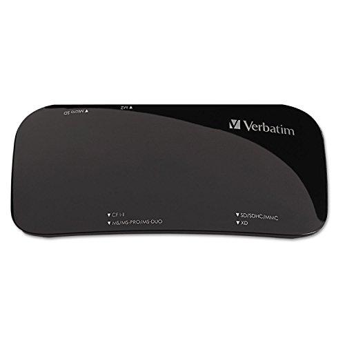 VER97705 - Verbatim Universal Card Reader USB 2.0 - Black