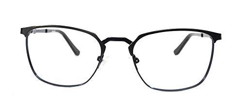 Amar lifestyle Computer glasses blue light blocking round metal black 51 mm unisex_alfrpr3284