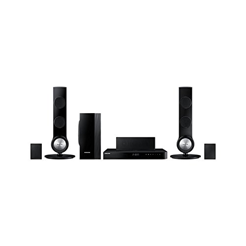 Samsung 8806086606608 HT-J5130HK AUDIO_OR_VIDEO (Black)
